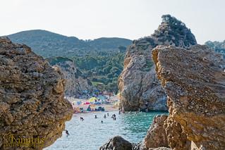 Ξυνόβρυση - Xinovrisi beach