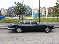 Daimler Double-Six (nakhon100) Tags: cars jaguar daimler v12 xj xj12 doublesix