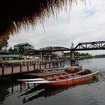 Bridge on the river Kwae Kan 12-2-14 2 thumbnail