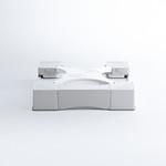 洗濯機用かさ上げ台の写真
