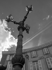 Candlabre (Guillaume Lavaud (Limoges)) Tags: place guillaume denis limoges rverbre lavaud candlabre dussoubs