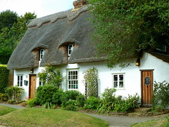 Essex Cottages (Jayembee69) Tags: england english village cottage thatch essex thatched
