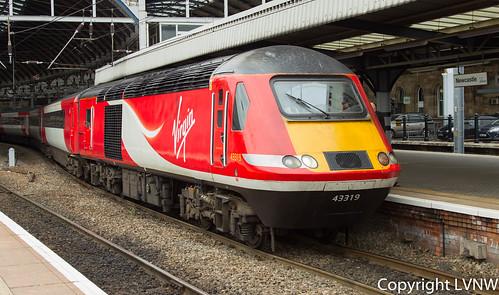 Virgin Class 43 43319