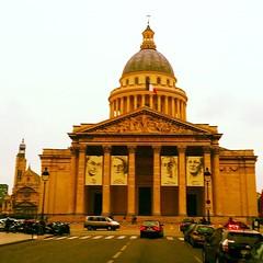 Le Panthéon, Paris Vème, France. #pantheon... (7-bc) Tags: paris france pantheon iledefrance panth lepantheon uploaded:by=flickstagram instagram:venuename=panthc3a9on instagram:venue=423040855 instagram:photo=109715901683422402717785338