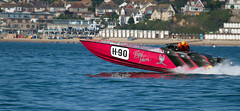 IMG_8968 (redladyofark) Tags: cowes torquay powerboat race 2015 a60 a7 a47 h90 b110 h858 c106 h9 dry martini silverline b74 smokin aces speed water boat sea