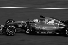 Scuderia Ferrari (takabosejp) Tags: auto car race f1 racing formula1 suzuka japanesegp 鈴鹿サーキット sebastianvettel 日本gp 300mmf4vr