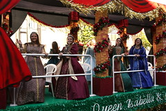 Italian Heritage Parade Queen and Court (beppesabatini) Tags: sanfrancisco california fishermanswharf columbusdayparade italianheritageparade beautyqueens queenisabellacourt sanfranciscoitalianheritageparade columbusdaycelebrationinc