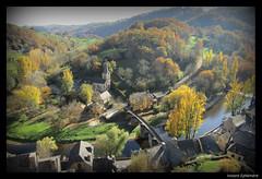 BELCASTEL (Aveyron) (Instant Ephmre) Tags: france monument architecture de village plus midi paysage chteau beau pyrnes fernand patrimoine historique architecte aveyron mdival pouillon belcastel saunhac