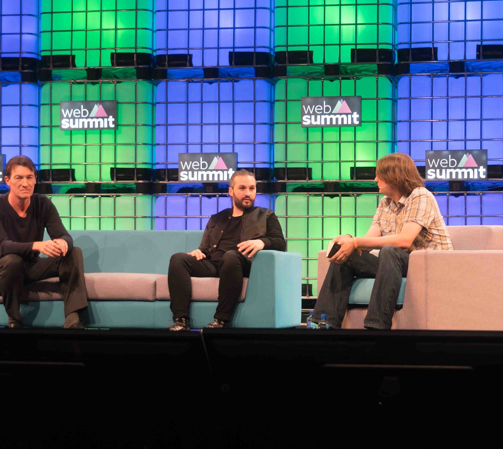 THE WEB SUMMIT DAY TWO [ IMAGES AT RANDOM ]-109839