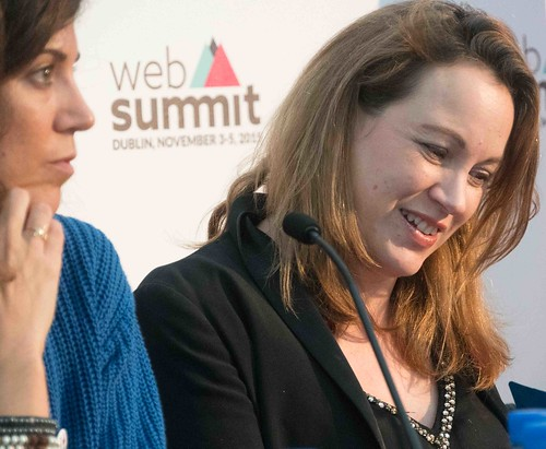 TODAY AT THE WEB SUMMIT THERE WAS A PRESS CONFERENCE HOSTED BY AXELLE LEMAIRE [FRENCH MINISTER RESPONSIBLE FOR DIGITAL AFFAIRS]-109920