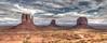 Monument Valley (David Morton) Tags: arizona landscape rocks butte unitedstates outdoor navajo monumentvalley hdr photomatix ef24105mmf4lisusm 5xp canon6d
