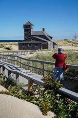 Old Life Saving Station (alans1948) Tags: ocean provincetown capecod