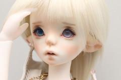 SC-Doll Yabi (Damasquerade) Tags: art artist body head teeth bjd volume sculpt leekeworld smalldoll yabi scdoll