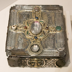 IMG_8550 (jaglazier) Tags: 103016 1030 1030ad 11thcentury 11thcenturyad 2016 angels boxes catholic christ christian copper copyright2016jamesaglazier countytipperary donnchad dublin filigree goddesses images ireland irish jewelry lorrha mary medieval museums nationalmuseum october religion reliquaries rituals shrineofthestowemissal shrines silver stowemissal tipperary art bibles bishops chasing crafts crucifiction engraved engraving gods gold granulation idols inscriptions jesus metalworking sculpture writing countydublin