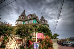 the merry widow (w.klin) Tags: capemay victorianhouse