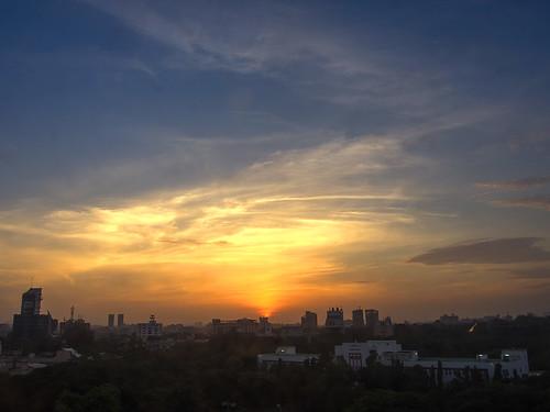Pune Sunset