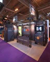Exhibition Stand Trussing - 200m2
