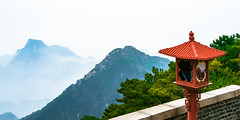 (sunnyha) Tags: china sky mountain color colour outdoors asia day colours photographer sony chinese culture sunny photograph    photographier    chinesestyle chineseculture   chinalandscape   mounttai shandongprovince chineselandscape  ef24105mmf4isusm    sunnyha  sonyilce7rm2 a7rm2 a7rll