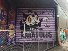 maska (always_exploring) Tags: graffiti maska