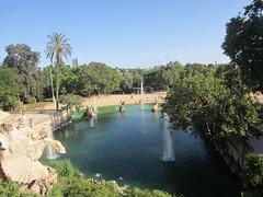 "Lago artificial en el Parque de la Ciudadela • <a style=""font-size:0.8em;"" href=""http://www.flickr.com/photos/78328875@N05/23284654025/"" target=""_blank"">View on Flickr</a>"