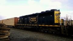 CSX#4044 (yardghost79) Tags: 4044