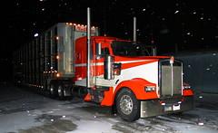 MacDonald (jr-transport) Tags: paint custom kenworth w9l largecar w900 kwnworth