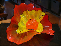 1210164 Chihuly (Feist, Michael - FunnyFence - catchthefuture) Tags: seattle light sunset mountain hot chihuly window glass rock sunrise garden island lava waterfall concert funny wolf eagle wizard spirit stage clown tiger ghost gig conservatory greenhouse honey sound bolt whale orca lightning phantom feist sma hounds blown phatom doane innsmouth setac