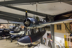 OS2U Kingfisher (Dawlad Ast) Tags: november station museum america plane airplane us florida aircraft aviation united navy noviembre national kingfisher states museo naval base pensacola avion sn ejercito estados aviacion unidos 2015 vought 5926 7534 os2u