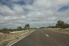 210 km marker (iainrmacaulay) Tags: highway australia barkly