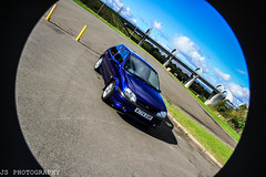 JS 0137 (js.photography1990) Tags: blue sky ford car wheel clouds scotland cool fiesta central imperial modified maintained falkirk mk5 zetecs