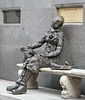 Liverpool - Eleanor Rigby (grab a shot) Tags: panasonic lumix gx80 england uk liverpool beatles fab4 statue paul john george ringo johnlennon paulmccartney georgeharrison ringostarr eleanorrigby stanleystreet