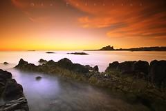A place for us to dream (Stu Patterson) Tags: stu patterson sunrise seascape bamburgh castle northumberland