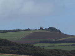 house on the hill (mark.griffin52) Tags: olympusem5 england dorset cogden countryside remote building ruin landscape