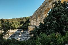 Pont du Gard (vostok 91) Tags: vert vostok91 fujix20 fujifilm paysage landscape pontdugard aqueduc romain france gard 30 paca