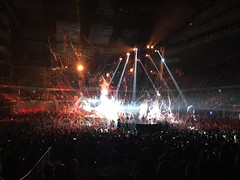 (emed0s) Tags: muse madrid cris show concert lights