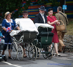 IMG_6172_Salute To The 40's 2016 (GRAHAM CHRIMES) Tags: salutetothe40s 2016 salute2016 chatham chathamhistoricdockyard vintage vehicle vintageshow heritage historic livinghistory reenactment reenactors dockyard 40s 40sdress 40sstyle 40svintage celebration actors british britishheritage wwwheritagephotoscouk commemorate