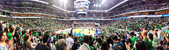 DLSU vs ADMU Panoramic 3 (Daniel Y. Go) Tags: admu animo dlsu uaap basketball iphone6