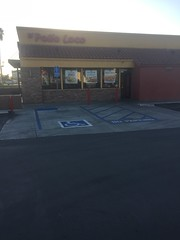 El Pollo Loco ADA Parking