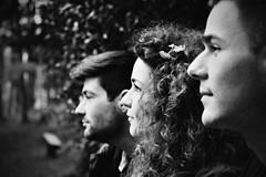 (Vedran Doleni Photography) Tags: photography friends monochrome blackandwhite curlyhair