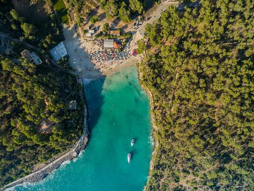 Mallorca schönste Strände Cala Mondrago