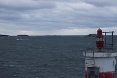 Surrounded by sea (Yvonne L Sweden) Tags: lighthouse femre femrehuvud stersjn oxelsund autumn balticsea november sweden femre femrehuvud oxelsund stersjn