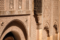 Medersa Ben Youssef (prinzesslifu) Tags: 1tag djemaaelfna fujixt1 marajesh markt marokko medersabenyoussef medina oktober2016
