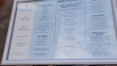 2016-10-19 - Rockefeller Center - The Sea Grill menu (zigwaffle) Tags: 2016 nyc newyorkcity manhattan timessquare rockefellercenter saintpatrickscathedral fifthavenue wretchedexcess centralpark