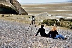 faire une pause (pontfire) Tags: lamer baiedesomme beach plage france 80 paysage travel explore explorer