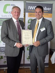 20 years of support for the Chamber of Commerce (Dale Howarth) Tags: dalehowarth dalehowarthbusinessmentor dalehowarthbusinesscoach dalehowarthbusinessconsultant pc consultants jonathan thornton isle wight chamber commerce businessaward