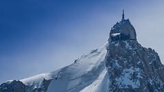 Auguille du Midi - Vallee Blanche (Monet_P) Tags: hiver france paysagemontagne montblanc chamonix alpes