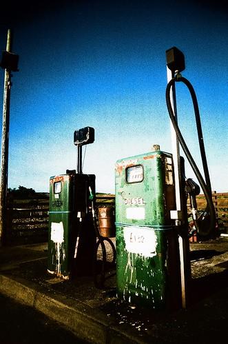Coll - Petrol Pump