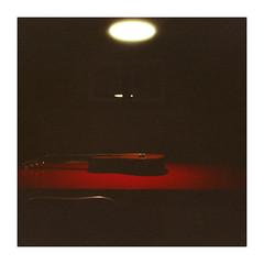 PINHOLE (daz672) Tags: film noon pinhole kodak portra nightphotography guitar