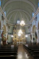 Church of San Gil Abad (oursonpolaire) Tags: camino2016 catalonia saragossa zaragoza