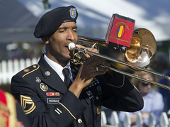 2016 Yorktown Day  Virginia  US Army Training and Doctrine Command Band (watts_photos) Tags: 2016 yorktown day virginia us army training doctrine command band united states music instrument canon tromebone brass marching bands tradoc ft eustis